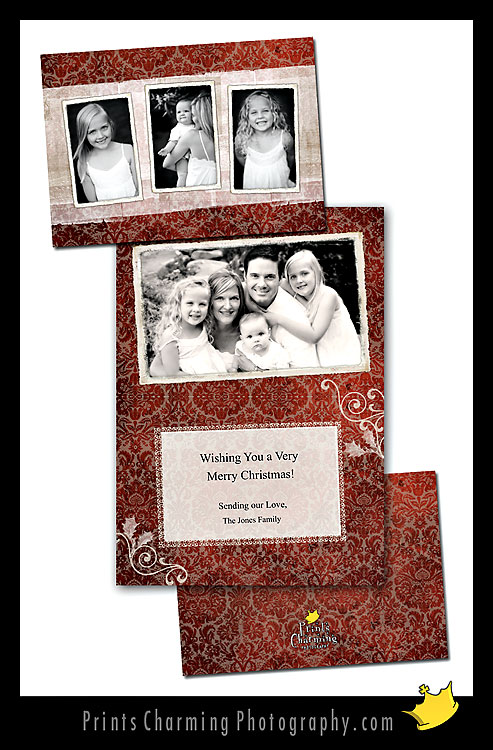 card105-781015 Five New Holiday Card Designs Products