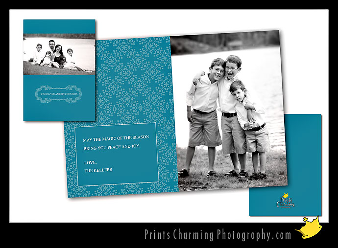 card120-732144 Five New Holiday Card Designs Products